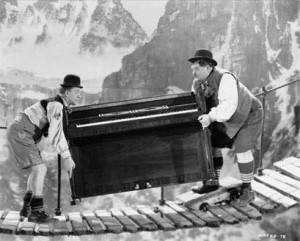 Piano Moves